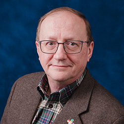 Dr. Gyula Acsadi headshot