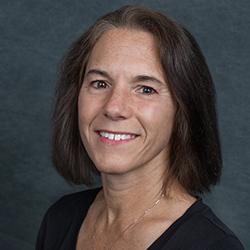 Kristan Pierz, MD, a pediatric orthopedic surgeon at Connecticut Children's