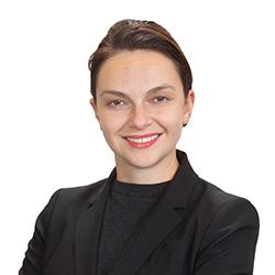 Dr. Anna Katsman - headshot