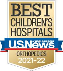 Best Children's Hospital - U.S. News - Orthopedics